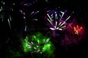Panama City Beach Fireworks