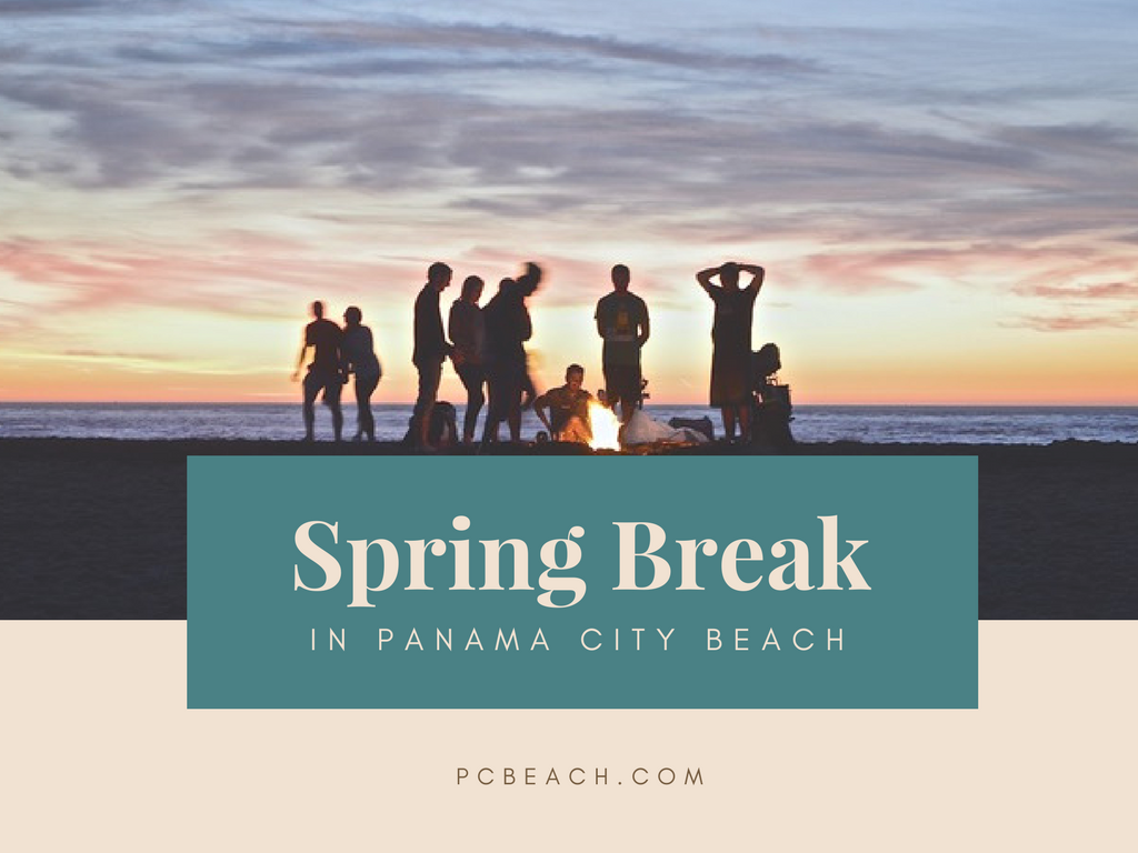 Spring Break in Panama City Beach 2017