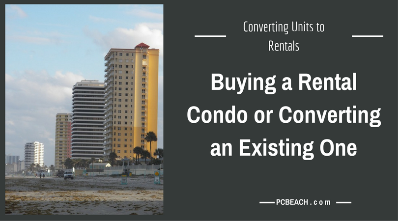How to Convert Your Beach Condo into a Rental Property