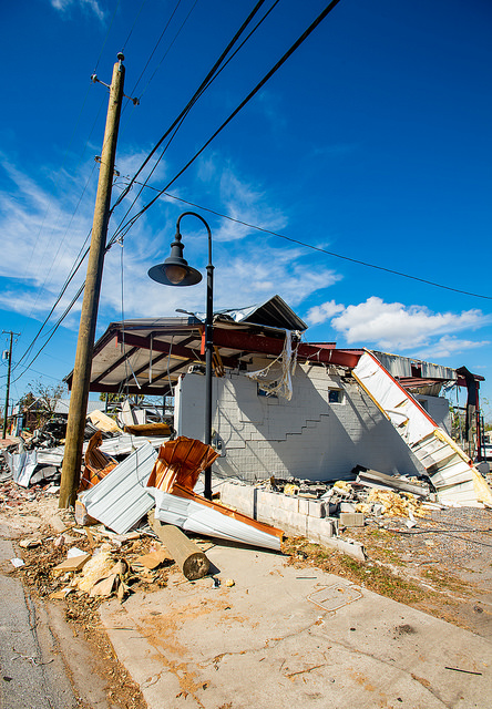 Rebuilding Efforts in Panama City Beach