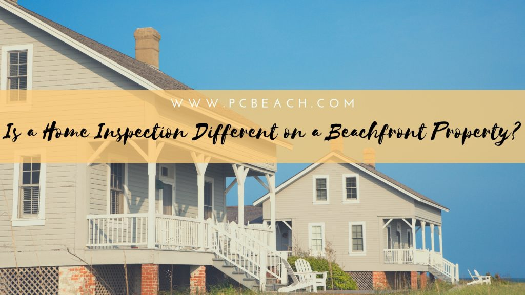 Is a Home Inspection Different on a Beachfront Property?