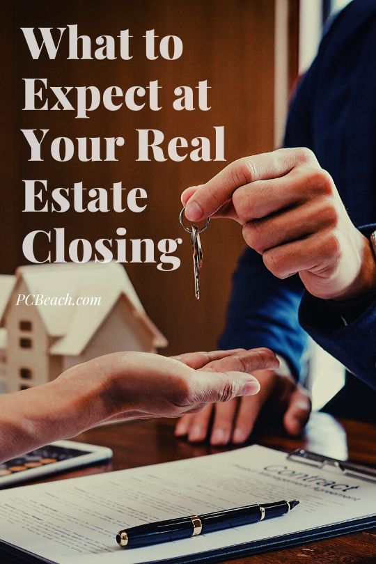 What to Expect at Your Real Estate Closing