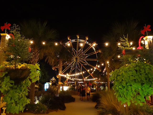 Pier Park FLorida