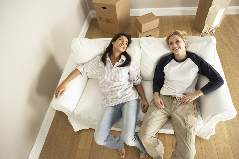 Moving in With Friends? Adhere to Two Main Rules